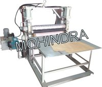 Wedding Card Embossing Machine