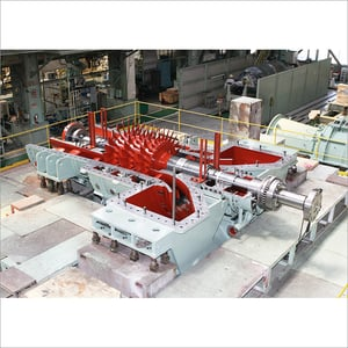 Blast Furnace Top Pressure Recovery Turbine Generation System