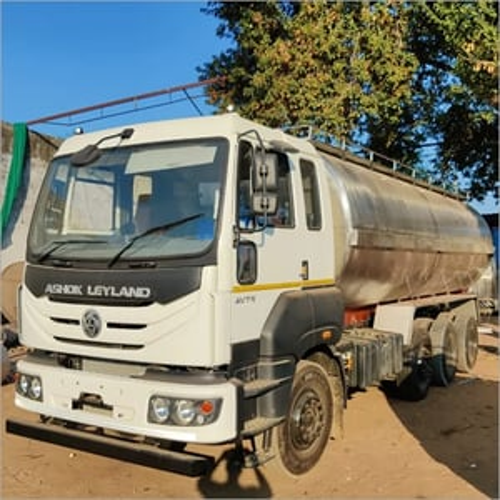 Road Milk Tanker