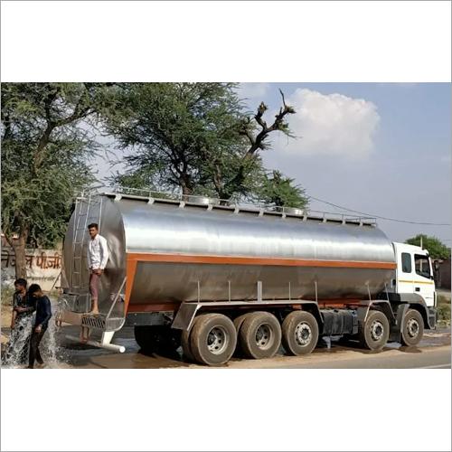 30 KL Road Milk Tanker