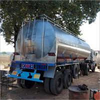 32 KL Road Milk Tanker