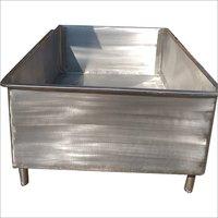 Stainless Steel Milk Dump Tank