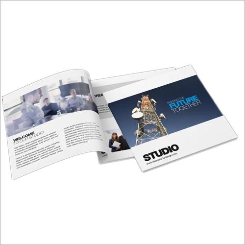 Customized Printed Brochure