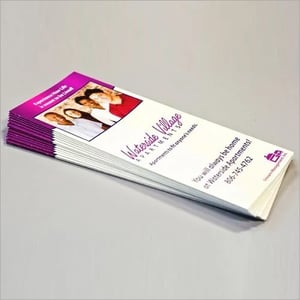 Customized  Printed Pamphlets