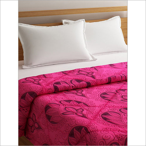 Cotton Printed Double Size Comforter