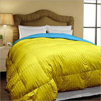 Gold Micro Dyed Reversible Double Size Comforter