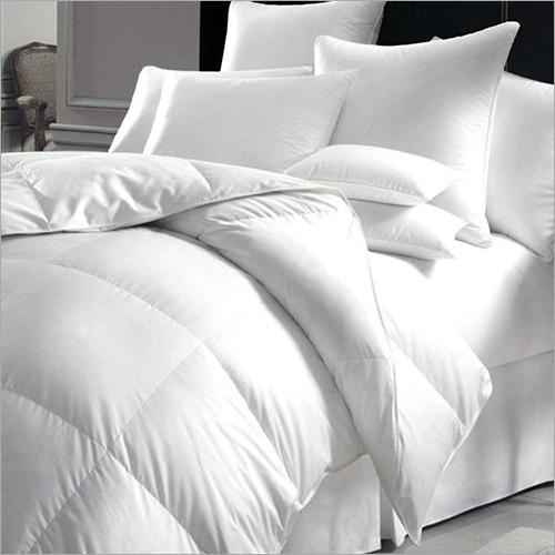 Micro White Hotel Duvets Comforter
