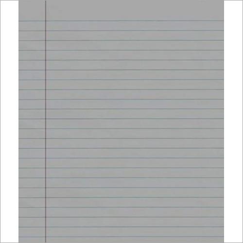 Standard Size School Notebook