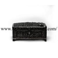 Nakshi Floriated Rectangle Silver Box