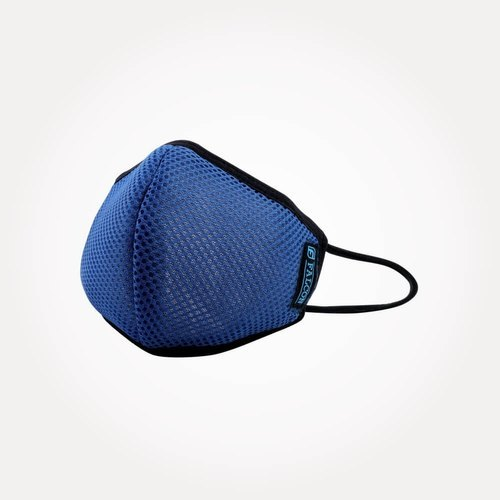 M Size Space Blue Face Mask