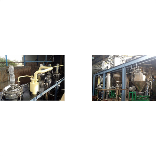 Lecithin Drying Plant
