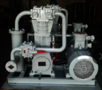 ZW-0.8/10-15 Butane gas Butene Propane compressor LPG gas compressor for liquid transportation