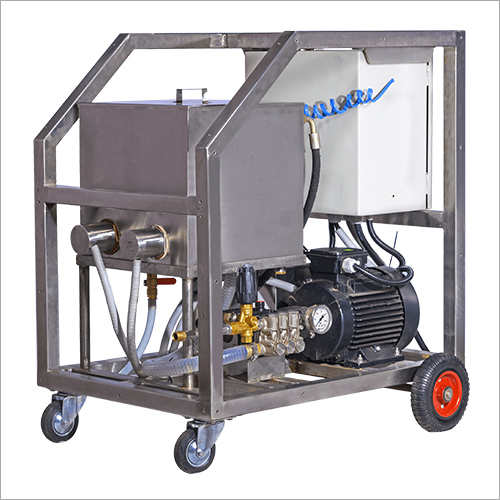 High Pressure Electric Hot And Cold Water Machine