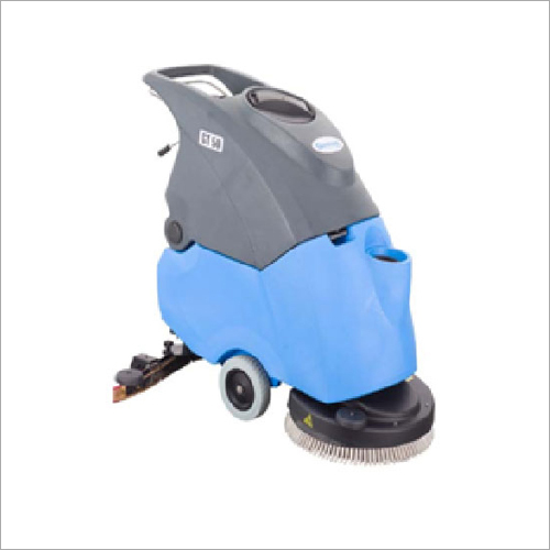 Walk Behind Scrubber Drier Cable Operator