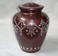Fancy Elite Funeral Urn