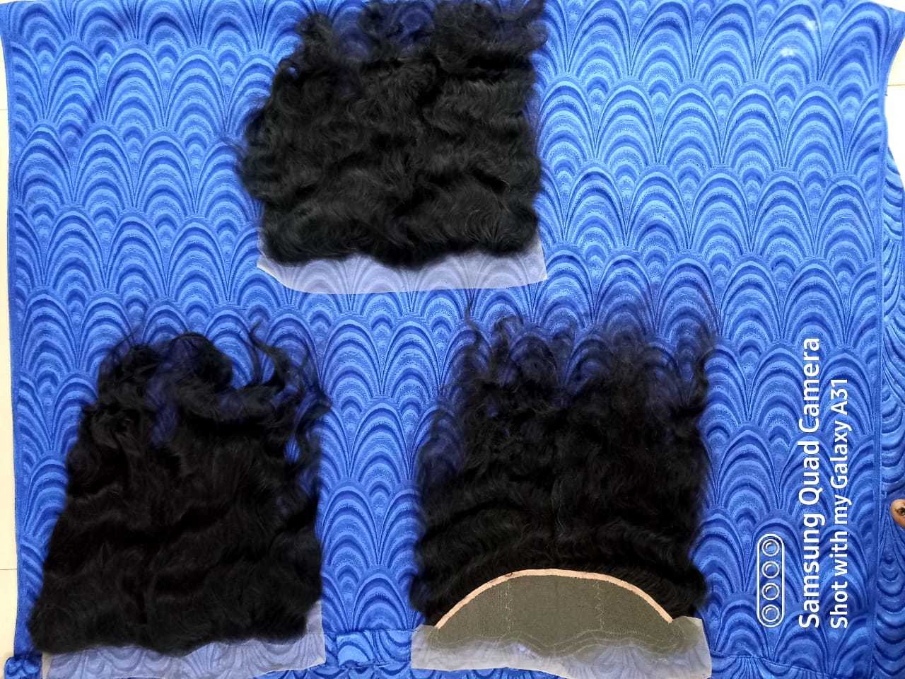 Remy Virgin Lace Frontal Human Hair