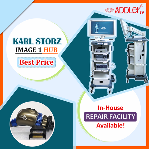 Karl Storz Image 1 Hub Hd H3 Camera System
