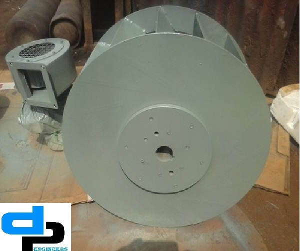 Centrifugal Blower Belt Driven 600 Cfm