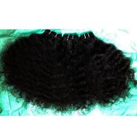 Indian Curly Virgin Human Hair