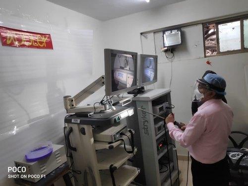 Karl Storz Image 1 Hub With H3z Camera Head Laparoscopy Endoscopy Gynae Surgical Hd