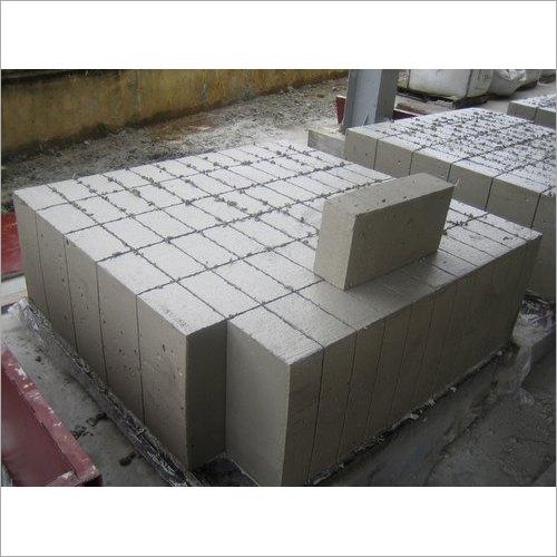 Building Fly Ash Brick