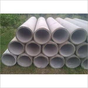 Cement Round Pipe