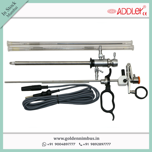 Addler Bipolar Resectoscope Endoscopy Working Element