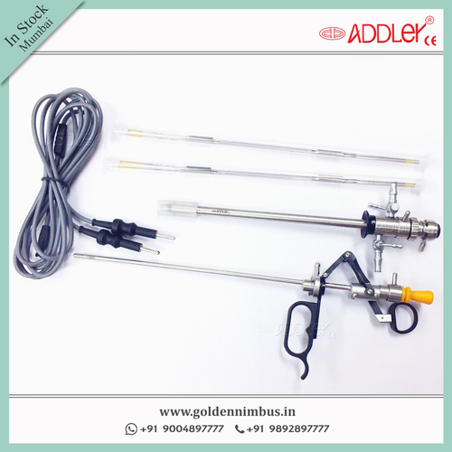 Addler Bipolar Resectoscope Endoscopy Working Element