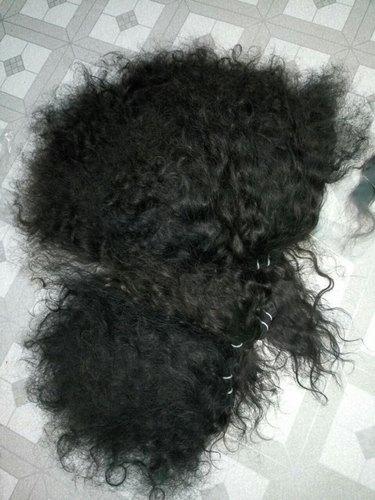 Indian Virgin Natural Curly Human Hair