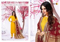 Designer Readymade Suit with Dupatta