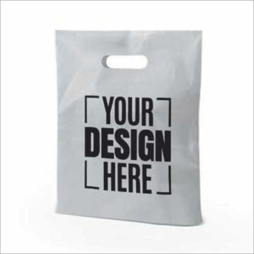 D Cut Handle Poly Mailer Bag