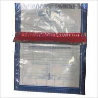 Loan Document Tamper Evident Security Bag