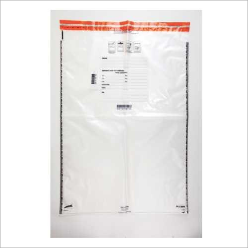 Twin Seal Poly Mailer Bag
