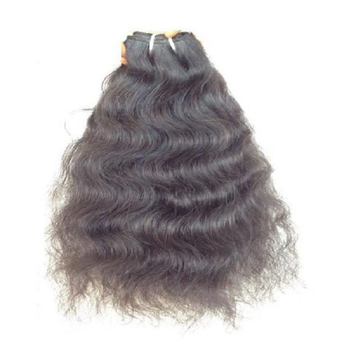 First Quality Temple Natural Weft Indian Human Hair Extensions