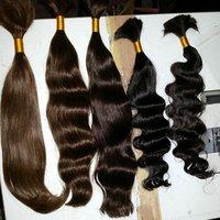 Indian Virgin Remy Bulk Human Hair