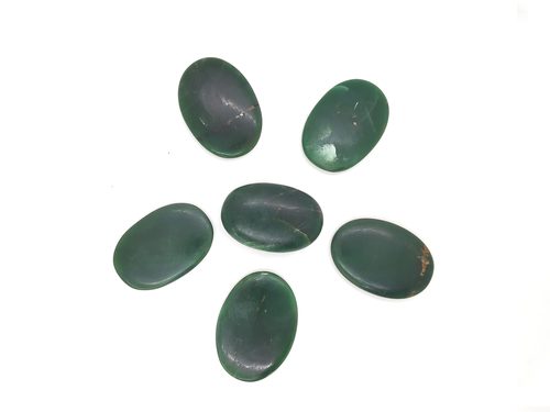 Green Aventurine Palms