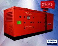 Mahindra Silent Diesel Generator
