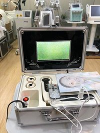 Hair n skin analysis machine