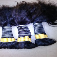 Indian Remy Single Drawn Human Hair