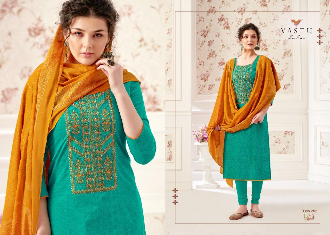 Beautiful Print Salwar Suit