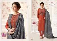 Beautiful Print Salwar Suit