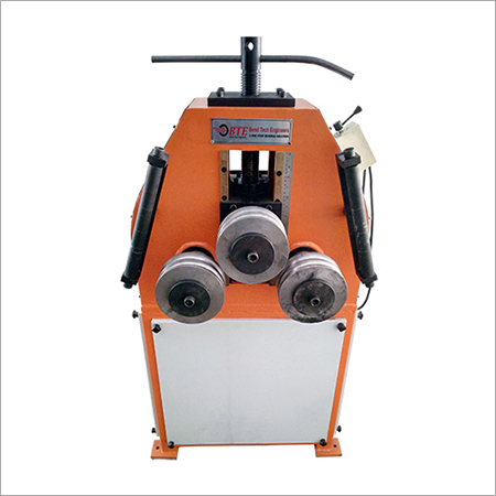 Mechanical Three Roller Pipe Bending Machine