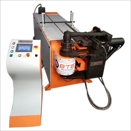 Semi Automatic (NC) Pipe Bending Machine