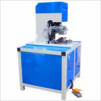 Hydraulic Square Tube Right Angle Notching Machine