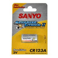 SANYO ADVANCED WITH RESISTANCE LITHIUM-II
