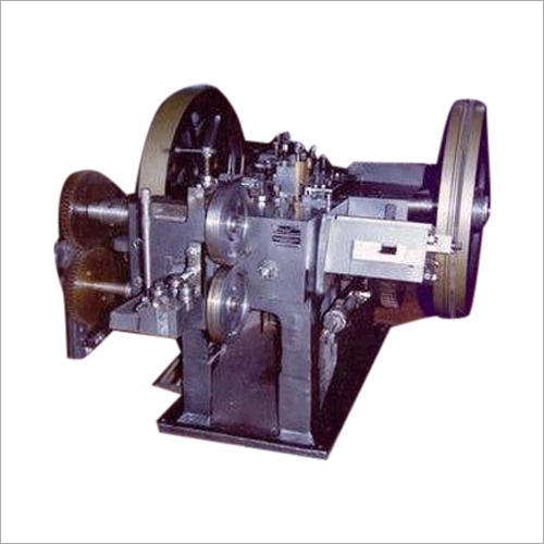 Automatic Double Stroke Cold Heading Machine
