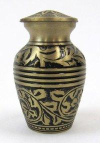 Classic Engraved Keepsake Urn
