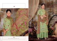 Designer Cotton Digital Print Salwar Suit