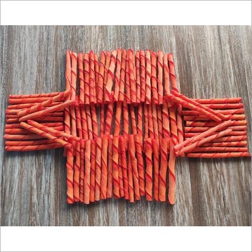 Red Twisted Sticks