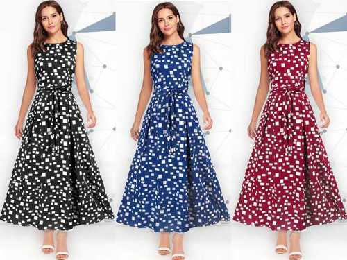 Ladies Designer Gown